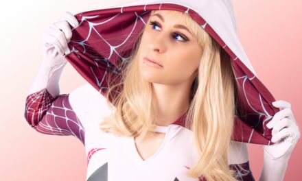 Photoshoot: Gwen Stacy - Spidergirl (Marvel - Felureve)