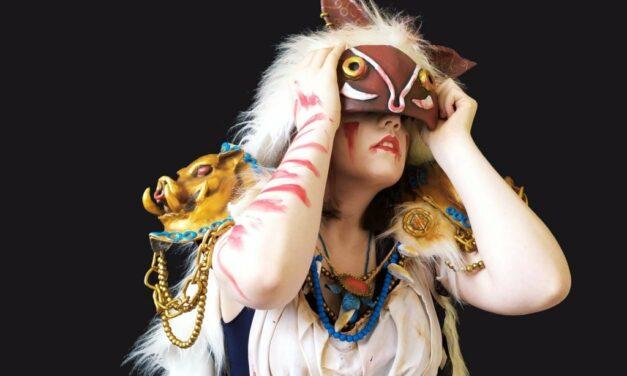 Photoshoot: San (Mononoke Hime – Aoinekoparade)