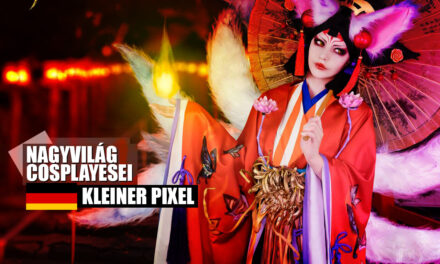 Nagyvilág Cosplayesei: Kleiner Pixel
