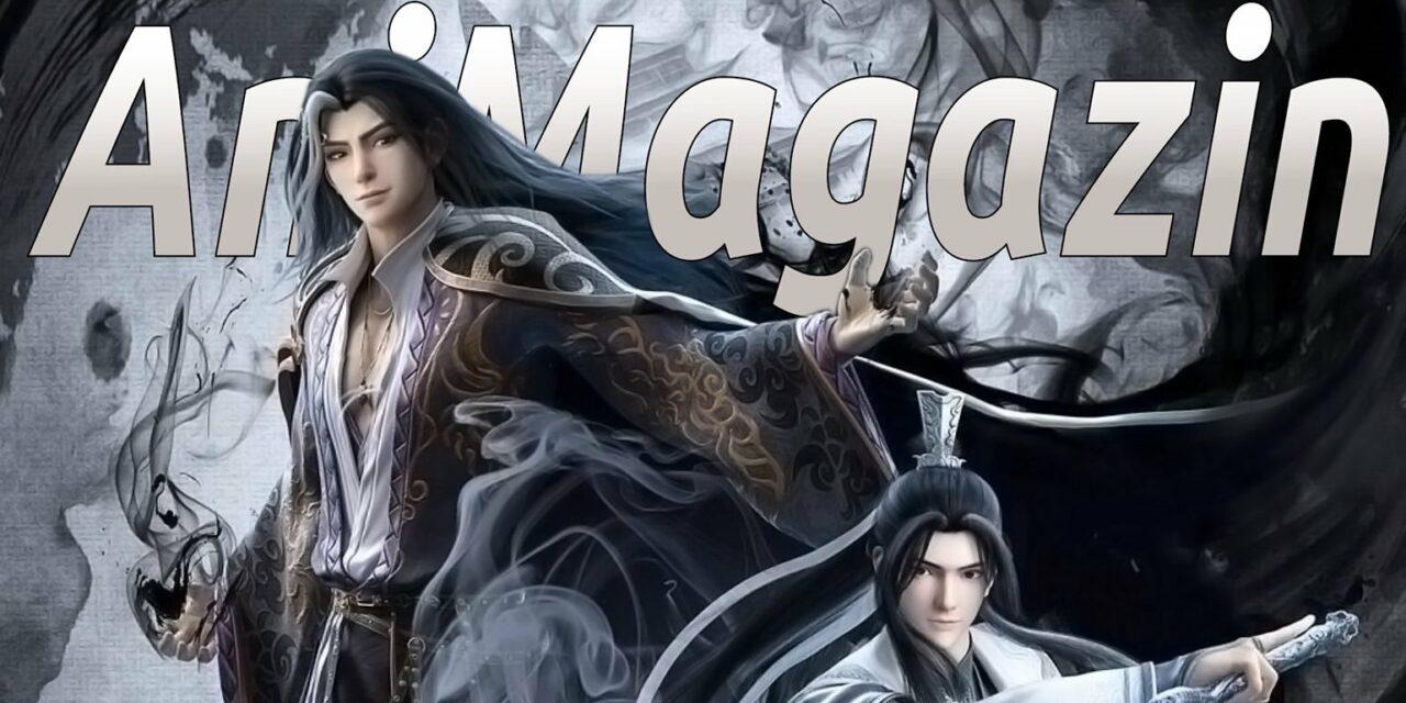 Megjelent az AniMagazin 62. száma!