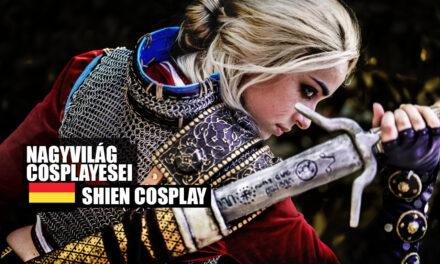 Cosplayesek a nagyvilágból: Shien Cosplay
