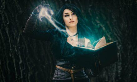 Photoshoot: Yennefer of Vengerberg (The Witcher – Wild Hunt – Pocketwraith)
