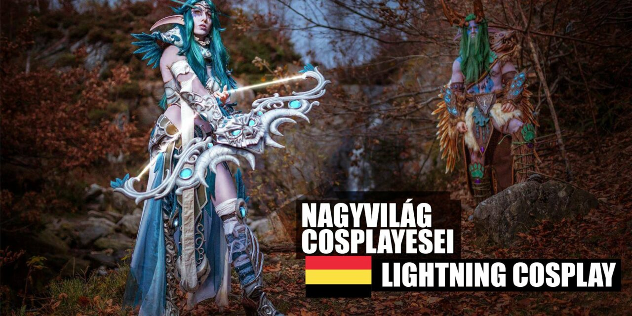 Cosplayesek a nagyvilágból: Lightning Cosplay