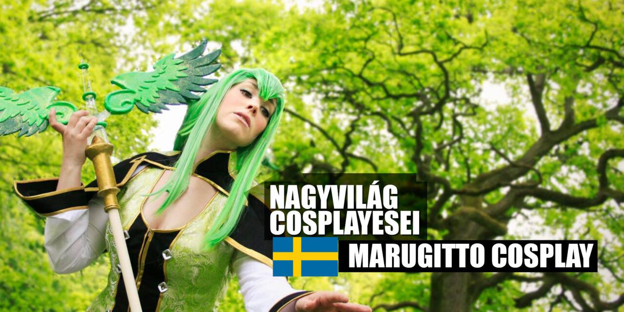 Cosplayesek a nagyvilágból: Marugitto Cosplay