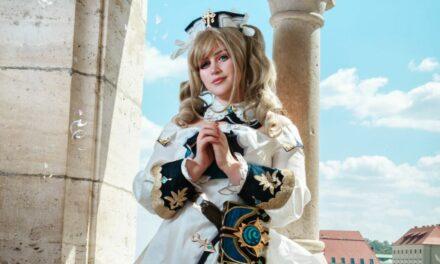 Photoshoot: Barbara (Genshin Impact - Roromiya Ruka)
