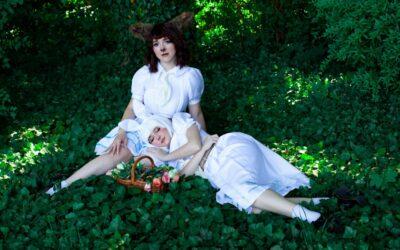 Photoshoot: Haru és Juno (Beastars! – Vivico's Art és Sweetmaniacgirl Cosplay & Art)