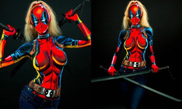 Testfestés, arcfestés a cosplay világában: Hogyan ne olvadj le 30 perc alatt